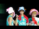 [Fancam] 110910 SHINee Jonghyun - Cute moment in SWC Singapore
