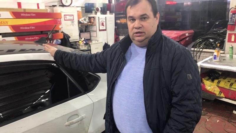 Мос Олимп mos olimp отзыв клиента Шумоизоляция дверей тонировка сигнализация с автозапуском