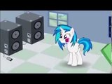 How Vinyl Scratch brushes the teeth