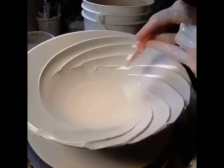 Pottery skills by Kris Neal