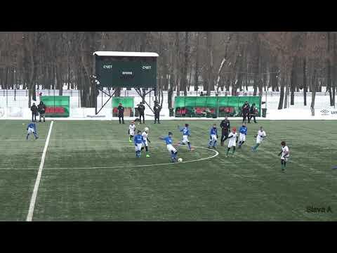 2019-01-20 Динамо_2007 - Локо-2 2 состав (2 тайм)