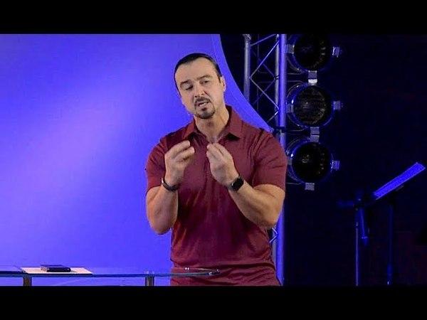 Пастор Андрей Шаповалов Битва за Эдем
