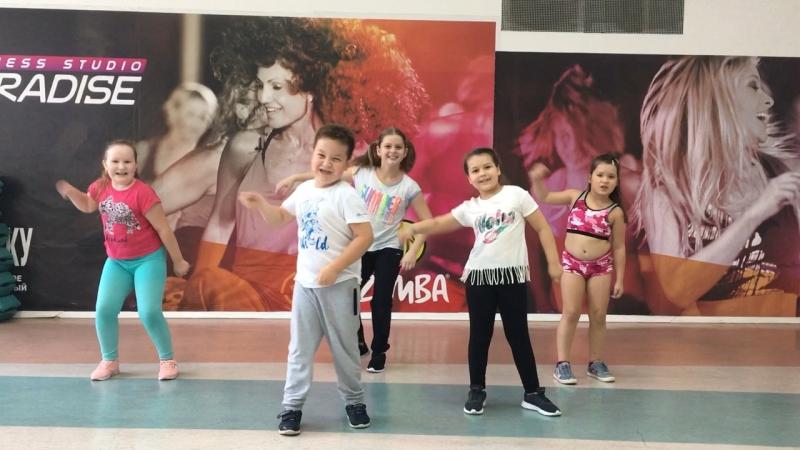 Zumba kids Надежда Смагулова