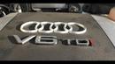 Затестили Audi Allroad Quattro в хорошем состоянии Редкость