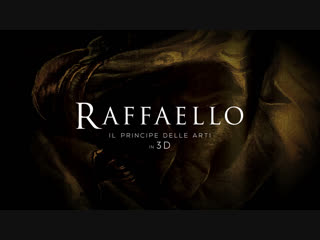 Рафаэль: принц искусства / raffaello: il principe delle arti (2017, италия) лука виотто (док.-игровой, история искусства) 720