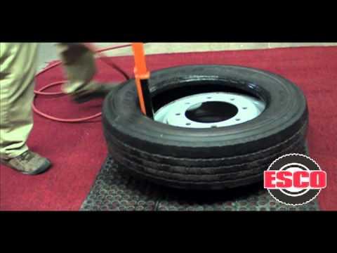 ESCO Universal Impact Driven Tire Demounter [Model 20408]
