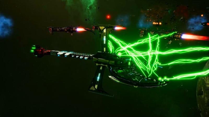 Adeptus Mechanicus vs Necrons! - Open Beta, Battlefleet Gothic Armada 2