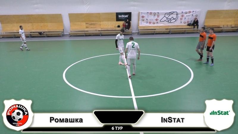 Ромашка ИнСтат 131218