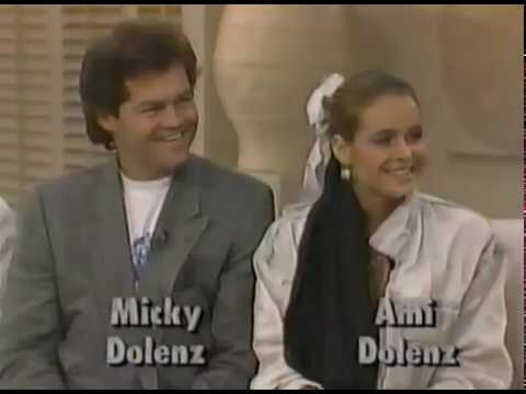 A M Los Angeles 1987 interview with Micky and Ami Dolenz
