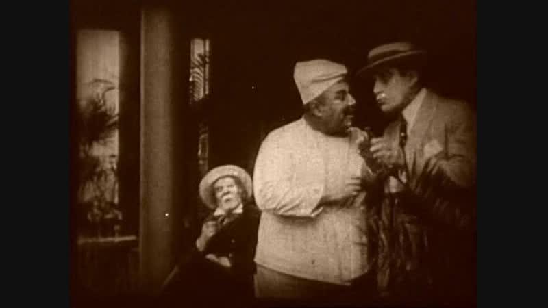 3_Злоключения Полин. Пиратские сокровища (1914)