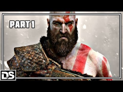 God of War PS4 Gameplay German Part 1 - Kratos ist back - Let's Play God of War 4 Deutsch DerSorbus