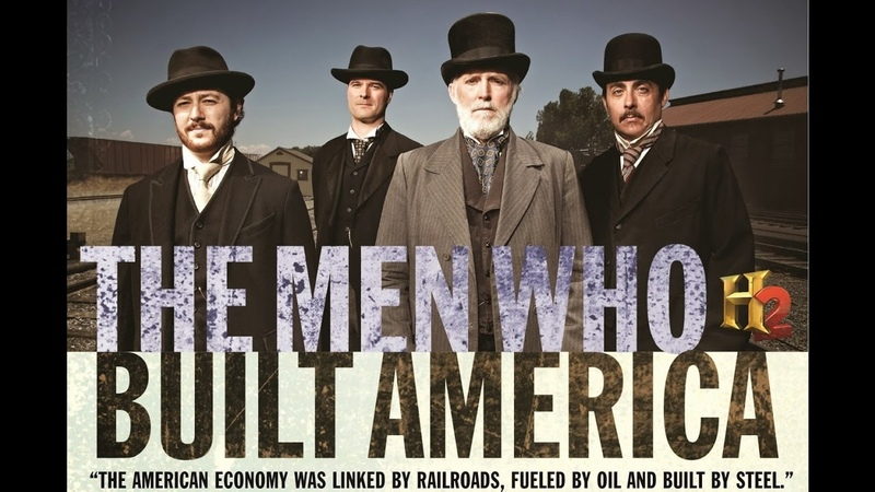Люди, построившие Америку 1/8 Новая война - Корнелиус Вандербильт [ДокФильм]