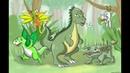 Приключения в стране динозавров (Yee на русском)