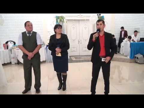 Свадьба ЕрланРаушан | 13.12.2015 | Часть десятая