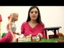 Видео для девочек. Барби уезжает жить в деревню!