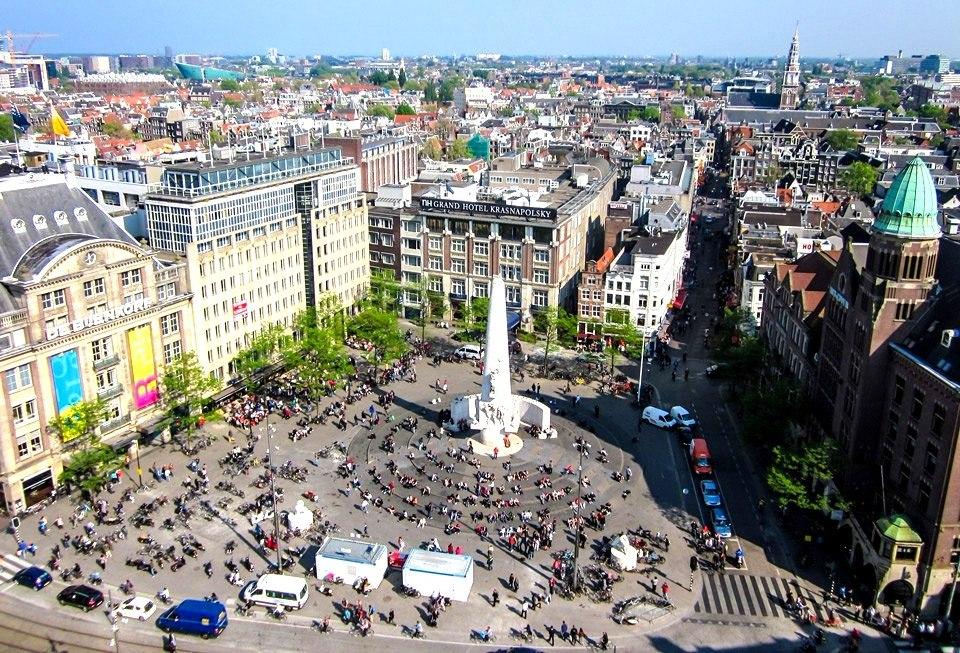 HY7sY__FocM Амстердам достопримечательности.