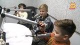 В день защиты детей ведущие «Тăван Радио»  уступили  эфир детям.