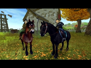 Star Stable Teasers - The North Swedish Horse.mp4