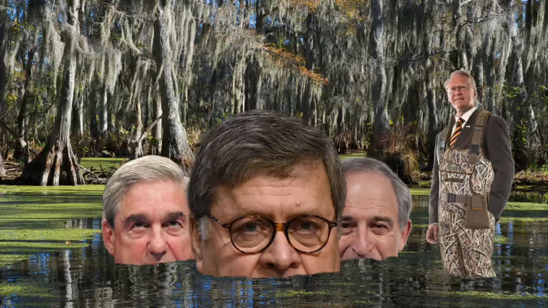 Time To Dis–Barr D.C. Swamp Rats with Special Guest Larry Klayman