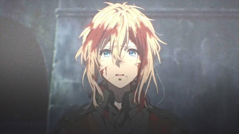 Violet Evergarden「 AMV 」- Without You