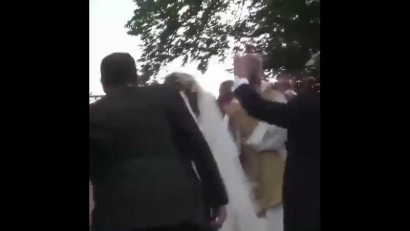Свадьба Кита Харингтона (Джон Сноу) и Роуз Лесли (одичалая Игритт) Шотландия [ vk.comCINELUX ]