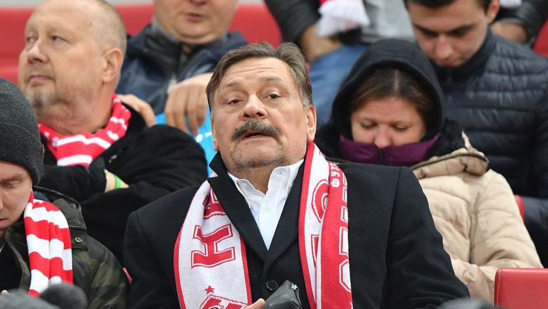Дмитрий Назаров: «Спартак» не играет на последнем издыхании