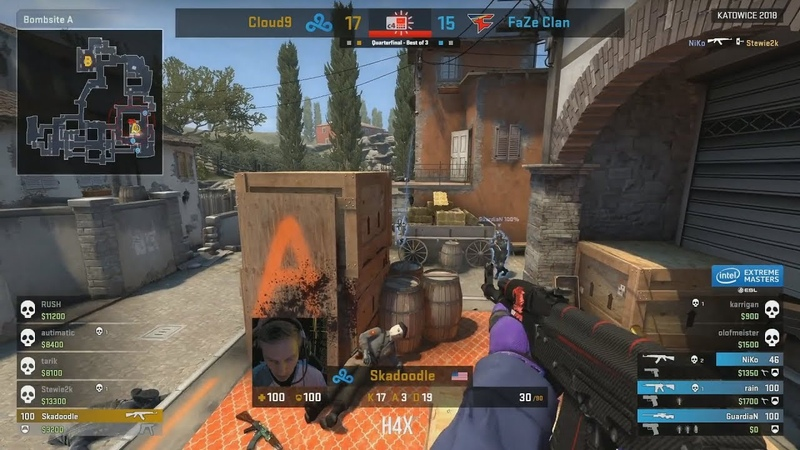 Top 50 Most Upvoted r GlobalOffensive Clips of 2018 CS GO