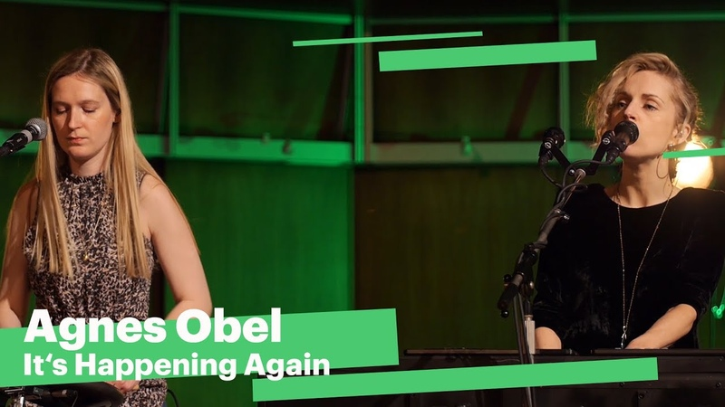Agnes Obel - It's Happening Again   Deutschlandfunk-Nova-Session