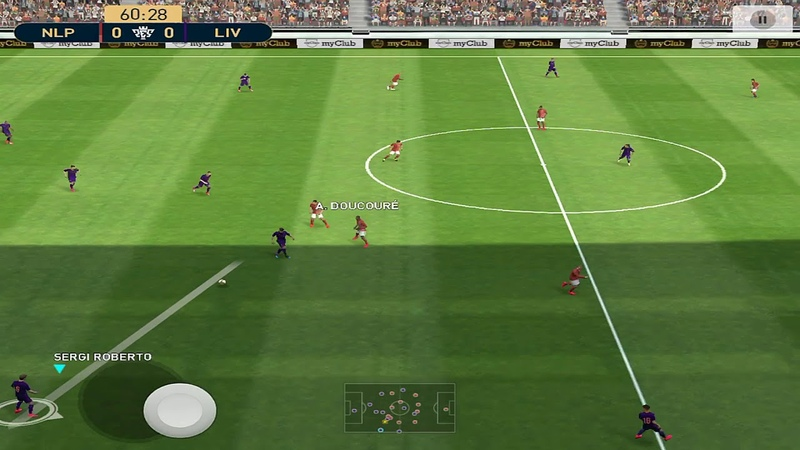 PES 2019 PRO EVOLUTION SOCCER IOS-Android-Review-Gameplay-Walkthrough-Part 58