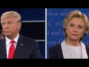 Trump and Clinton are asked to say something nice about each other