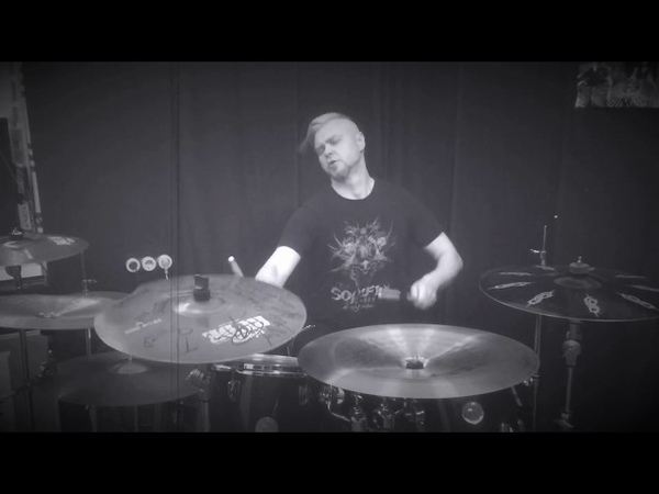 Muse Plug In Baby drum cover by Denis Vazhnov
