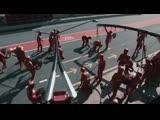 Феттель и Леклер. Hublot Big Bang Scuderia Ferrari