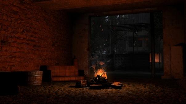 [Новости сталкерского моддинга] Новые скриншоты Dark Path!