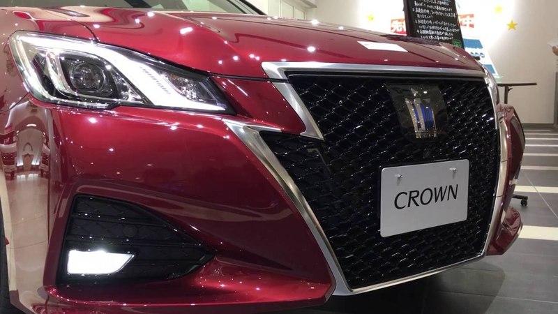 """展示車 TOYOTA CROWN ATHLETE S J FRONTIER"""" 250Hybrid"""