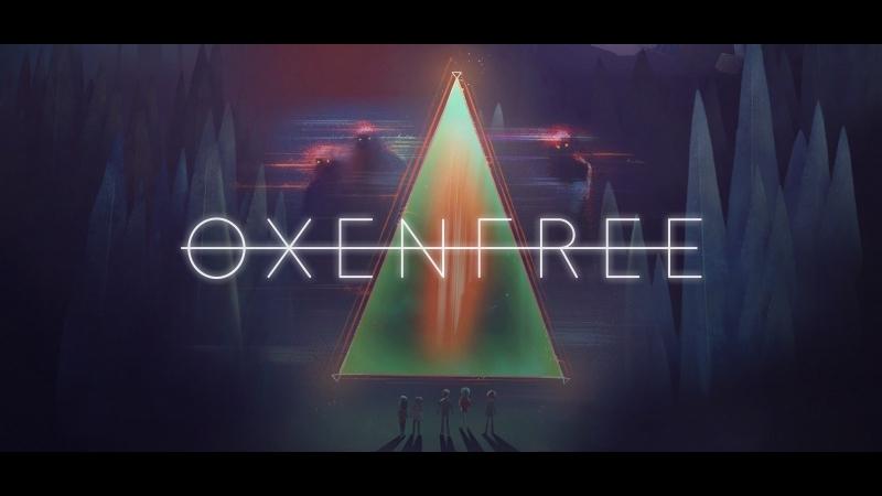 Oxenfree (Серия 2 Странные пещеры)