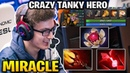 Miracle Timbersaw CRAZY TANKY Hero with Lotus ORB