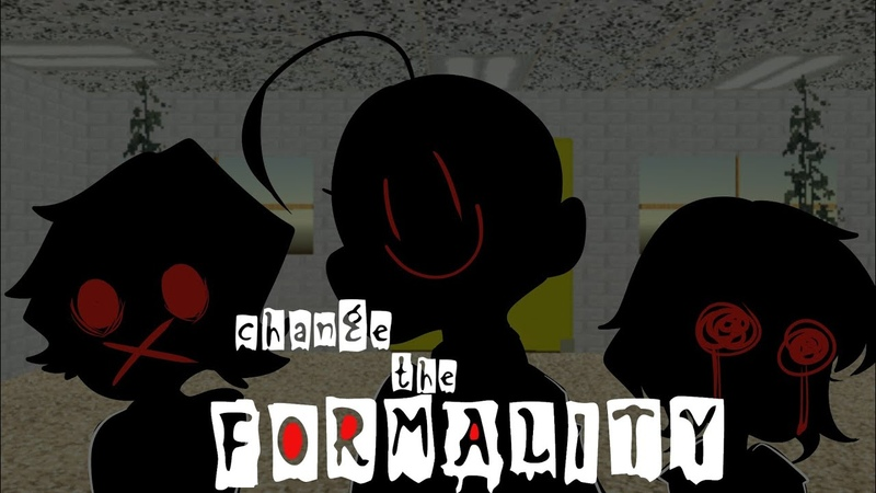 Change the Formality Baldi's Basic