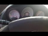 работа мотора Dodge Caliber