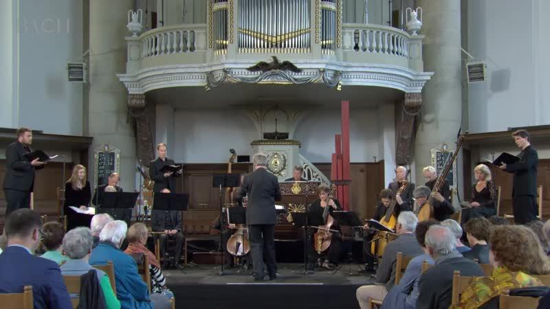106 b J S Bach Gottes Zeit ist die allerbeste Zeit Actus Tragicus BWV 106 Van Veldhoven AoB