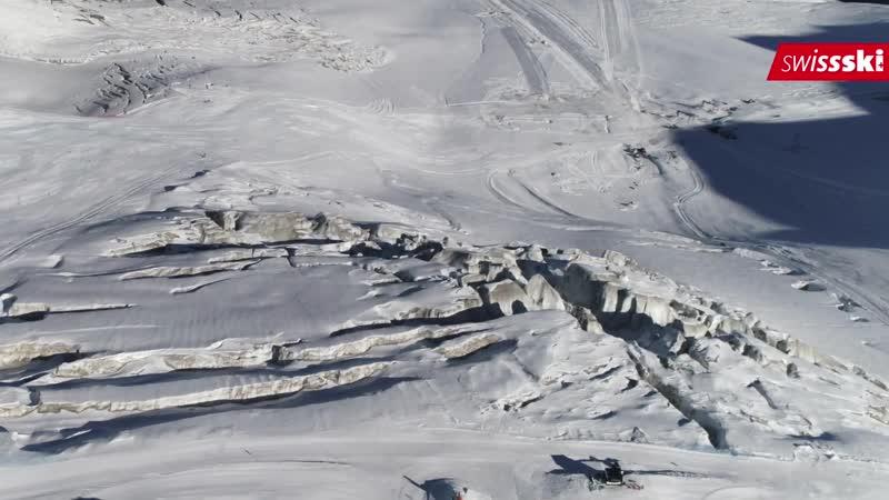 2018 Freeski Snowboard In Saas-Fee