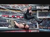 (WWE Mania) WrestleMania 31 The Undertaker vs Bray Wyatt