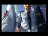 Капитан Росгвардии устроил разборки с водителем Оки