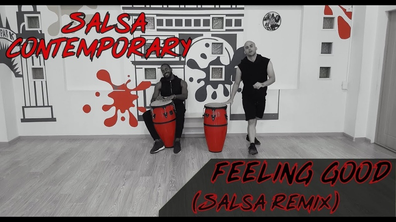 Feeling Good -Cubaneros (Salsa Remix ) Adonis Santiago Harold Rivero