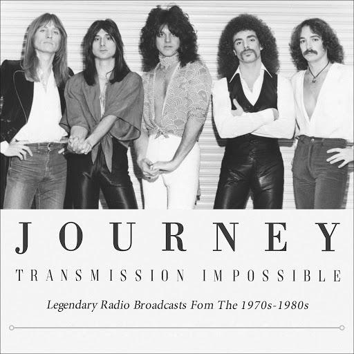 Journey альбом Transmission Impossible (Live)