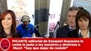 PICANTE editorial de Ezequiel Guazzora le canta la justa a los nuestros y destroza a Macri