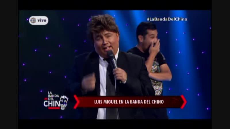 Luis Miguel le dedica una cancion a Fiorella Mendez