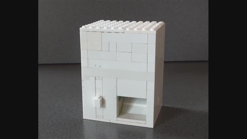 Как сделать автомат для продажи из ЛЕГО - 2 (Самоделки из Лего - Lego)