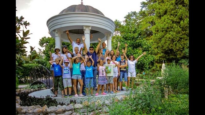 Детский лингвистический лагерь Your Camp, Крым