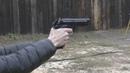 Первые выстрелы из пистолета Беретта 92ФС 9х19мм / First shoots from pistol Beretta 92FS 9x19mm
