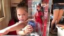 ВЛОГ/Распаковка куклы ЛЕДИ БАГ/Сладости ТРОЛЛИ/Последние деньки в Питере